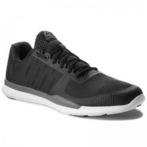 Black Friday 2020 | Reebok Chaussures Sprint Tr CN4896 Black/Shark/White