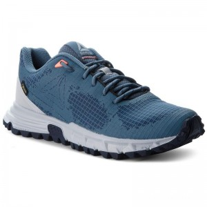Black Friday 2020 | Reebok Chaussures Sawcut Gtx 6.0 GORE-TEX CN5020 Blue/Grey/Navy/Pink