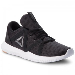 Reebok Chaussures Reago Essential CN5186 Black/Alloy/Field Tan/Wht