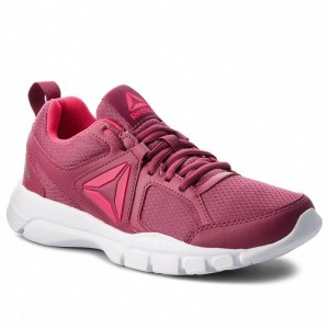 Black Friday 2020 | Reebok Chaussures 3D Fusion Tr CN5257 Berry/Pink/White