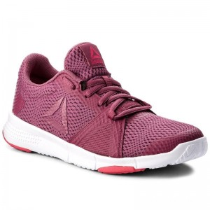 Black Friday 2020 | Reebok Chaussures Flexile CN5360 Berry/Lilac/Pink/White