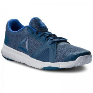 Black Friday 2020 | Reebok Chaussures Flexile CN5362 Blue/Navy/White