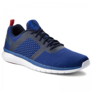 Reebok Chaussures Pt Prime Runner Fc CN5674 Blue/Navy/Red/White