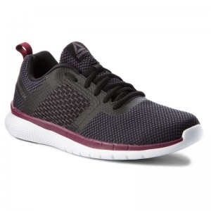 Reebok Chaussures Pt Prime Runner Fc CN5676 Black/Coal/Grey/Wine/Wht