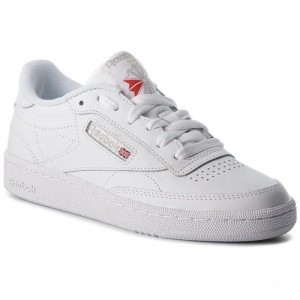 Reebok Chaussures Club C 85 BS7685 White/Light Grey