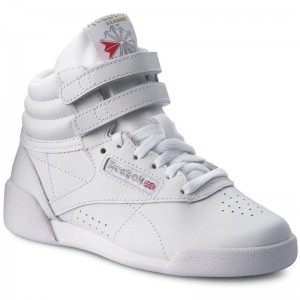 Black Friday 2020 | Reebok Chaussures F/S Hi CN2553 White/Silver/Intl