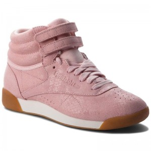 Black Friday 2020 | Reebok Chaussures F/S Hi CN3822 Practical Pink/Chalk