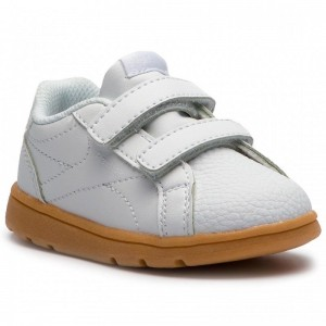 Black Friday 2020 | Reebok Chaussures Royal Comp Cln 2V CN4799 White/Dark Gum