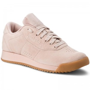 Reebok Chaussures Princess Ripple CN3025 Bare Beige/Bare Brown/Gum