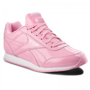 Black Friday 2020 | Reebok Chaussures Royal Cljog 2 CN4958 Ptnt/Light Pink/White