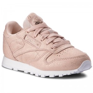 Black Friday 2020 | Reebok Chaussures Classic Leather CN5589 Rose Gold/Beige/Whit