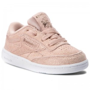 Black Friday 2020 | Reebok Chaussures Club C CN5597 Rose Gold/Beige/Wht