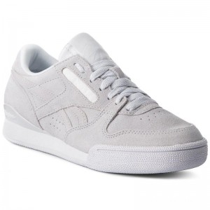 Black Friday 2020 | Reebok Chaussures Phase 1 Pro CN5470 Spirit White/White