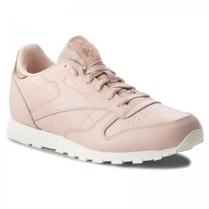 Black Friday 2020 | Reebok Chaussures Classic Leather CN5560 Bare Beige/Chalk