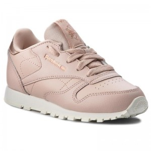 Reebok Chaussures Classic Leather CN5562 Bare Beige/Chalk