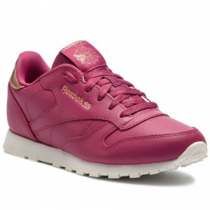 Reebok Chaussures Classic Leather CN5564 Twisted Berry/Chalk