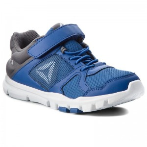 Black Friday 2020 | Reebok Chaussures Yourflex Train 10 Alt CN5669 Vital Blue/Alloy/White