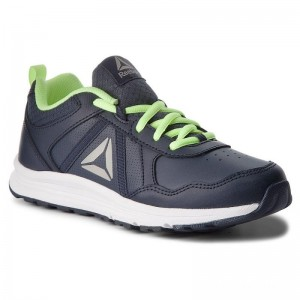 Black Friday 2020 | Reebok Chaussures Almotio 4.0 CN4216 Navy/Flash/Pewter