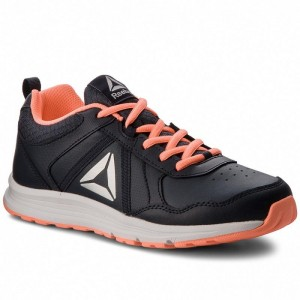 Black Friday 2020 | Reebok Chaussures Almotio 4.0 CN4231 Navy/Dgtl Pnk/Slvr