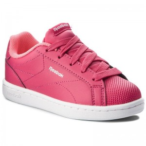 Black Friday 2020 | Reebok Chaussures Royal Complete Cln CN4806 Rugged Rose/Victory Pink