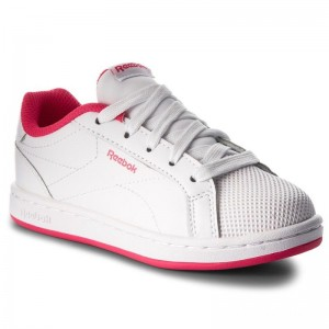 Black Friday 2020 | Reebok Chaussures Royal Complete Cln CN4807 White/Twisted Pink