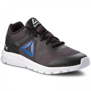 Reebok Chaussures Rush Runner CN5325 Black/Vital Blue