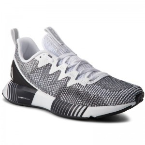 Black Friday 2020 | Reebok Chaussures Fusion Flexweave CN4713 White/Skull Grey/Black