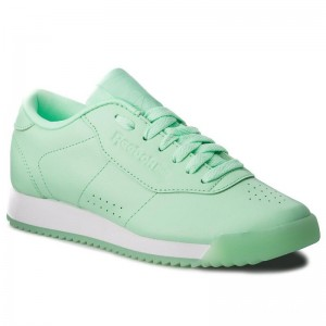 Reebok Chaussures Princess Ripple CN5150 Digital Green/White