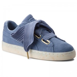 Puma Sneakers Suede Heart Celebrate 365561 03 Infinity/Infinity