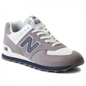 New Balance Sneakers ML574ESD Gris