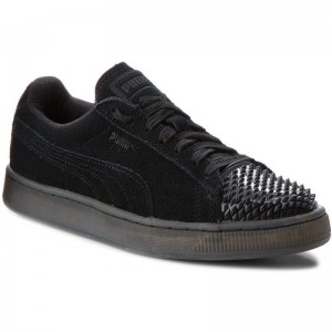 Puma Sneakers Suede Jelly 365859 01 Black/Puma Black