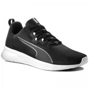 Black Friday 2020 | Puma Chaussures Tishatsu Runner 191070 01 Black/Puma White