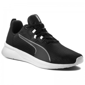 Black Friday 2020 | Puma Chaussures Tishatsu Runner 191071 01 Black/Puma White