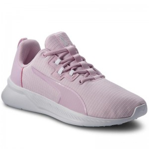Black Friday 2020 | Puma Chaussures Tishatsu Runner 191071 03 Winsome Orchid/Puma White