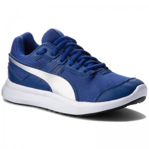 Black Friday 2020 | Puma Sneakers Escaper Mesh 364307 14 Sodalite Blue/Puma Silver