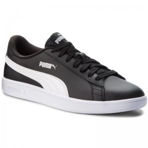 Black Friday 2020 | Puma Sneakers Smash V2 L 365215 04 Black/Puma White