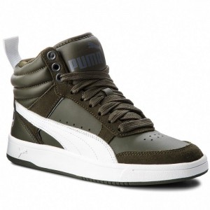 Black Friday 2020 | Puma Sneakers Rebound Street V2 363715 09 Forest Night/White/Iron Gate