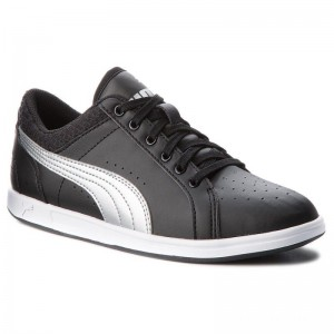Black Friday 2020 | Puma Sneakers Ikaz Lo V2 363711 07 Black/Puma Silver