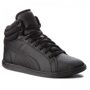 Black Friday 2020 | Puma Sneakers Ikaz Mid V2 363713 02 Black/Puma Black