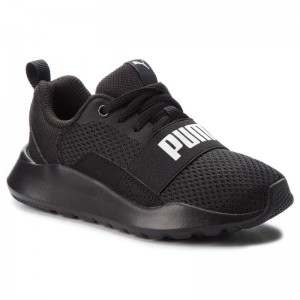 Black Friday 2020 | Puma Sneakers Wired Ps 366903 01 Black/Puma Black/Black