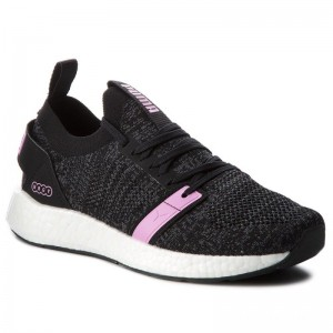 Black Friday 2020 | Puma Sneakers Ngry Neko Engineer Knit Wns 191094 01 Black/Iron Gate/Orchid
