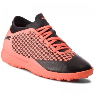 Black Friday 2020 | Puma Chaussures Future 2.4 Tt Jr 104845 02 Black/Orange