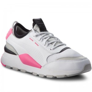 Black Friday 2020 | Puma Sneakers RS-0 Sound 366890 04 Wht/Gray Violet/Knock Out Pink