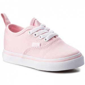 [Vente] Vans Tennis Authentic Elastic VN0A38E8Q1C Chalk Pink/True White