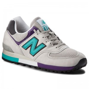 New Balance Sneakers OM576GPM Gris