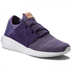 New Balance Chaussures WCRUZKW2 Violet
