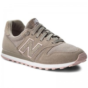 New Balance Sneakers WL373MMS Beige