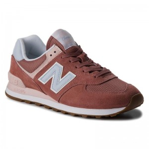 New Balance Sneakers WL574FLD Rose