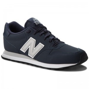 New Balance Sneakers GM500BLG Bleu marine