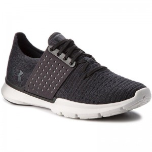 Under Armour Chaussures Ua W Speedform Slingwrap 1295755-001 Blk/Glg/Sty
